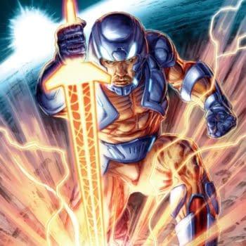 Valiant to Unleash the X-O Manowar This Fall
