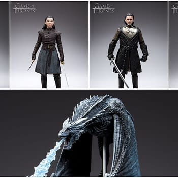 Check Out McFarlane Toys New Line of Game of Thrones Figures