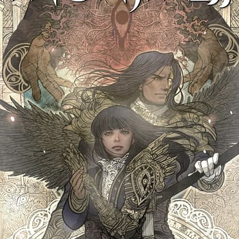 The Blood Runs Like a River in Monstress #19 [REVIEW]