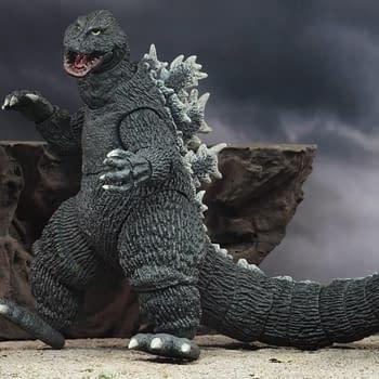 NECAs King Kong Vs. Godzilla Figure Looks Like a Ton of Fun