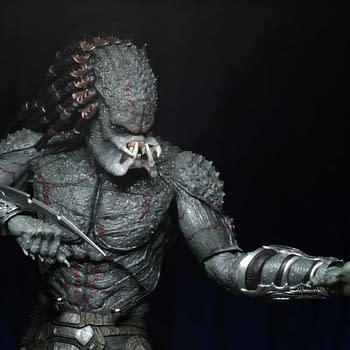 NECA Brings the Massive Assassin Predator to Life in Figure Form