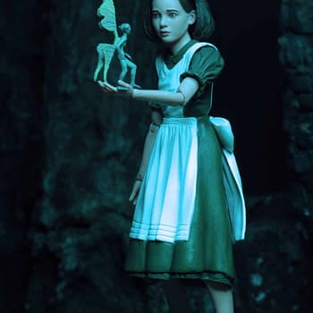 NECAs Pans Labyrinth Figures Continue With Ofelia