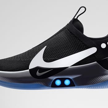 Nike Announces the Adapt BB Self-Lacing Shoe on Twitch