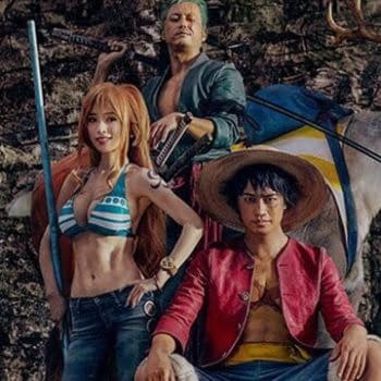 One Piece: The Straw Hats Pirates Get Real for Japanese Commercial