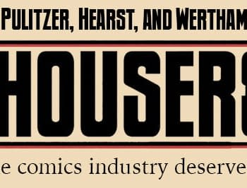Journalism Shocker: Revolutionary Comic Book Website The Outhouse to Shut Down in February