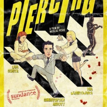 Interview: Nicolas Pesce on Flipping Giallo's Gender Dynamics in 'Piercing'