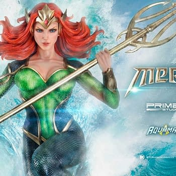 Mera Statue Coming in Spring of 2020 From Prime 1 Studio
