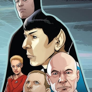 Starfleets Finest in a Cosmic Battle Royale in Star Trek: The Q Conflict (REVIEW)