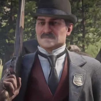 Pinkerton is Taking Legal Action Against Rockstar Games for RDR2 References