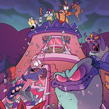 O-Town Faces the Zombie Apocalypse in Rockos Modern Afterlife from BOOM in April