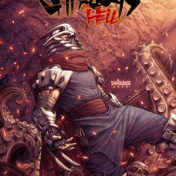 Examining Morality and Mortality with Shredder in Hell
