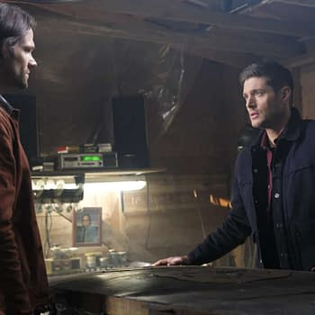Supernatural Review &#8211 Damaged Goods Ripe with Winchester Intrigue [SPOILERS]