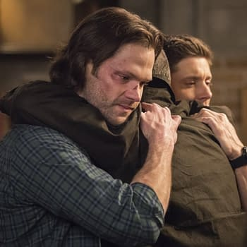 Supernatural: Jeffrey Dean Morgan Offers His Two Best Sons Big Love