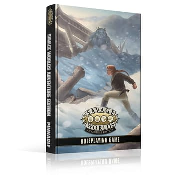 Savage Worlds Adventurers Guild: Write Your Own Adventure
