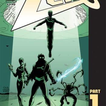 Karl Kesel and Tom Grummett Bring New Section Zero to Image Comics