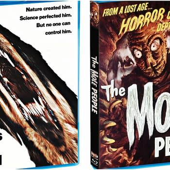 Scream Factory Releases Coming Soon: Mans Best Friend and Mole People