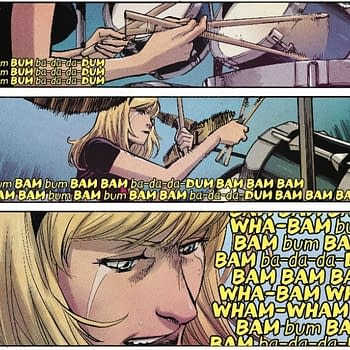 The Perils of Drumming with Spider-Strength in Next Weeks Spider-Gwen: Ghost Spider #4