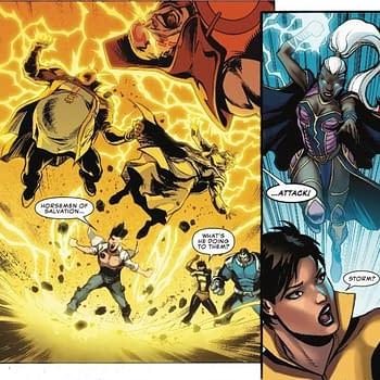 Storm Gets a Promotion in Next Weeks Uncanny X-Men #9