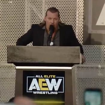 Chris Jericho is All In at #AEW