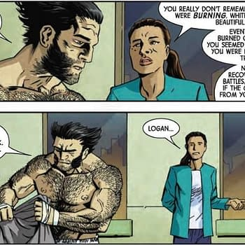 The Mystery of the Hot Claws Heats Up in Next Weeks Return of Wolverine #4