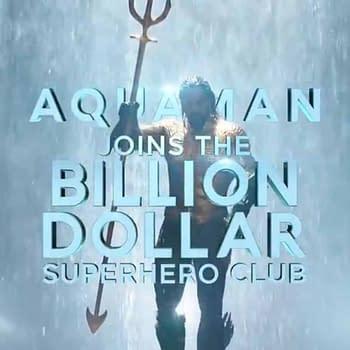 Aquaman Swims Past $1 Billion at Global Box Office
