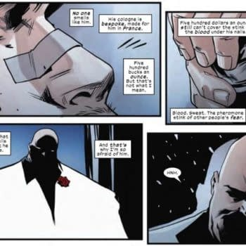 How to Smell Like the Kingpin in Next Week's Man Without Fear #3