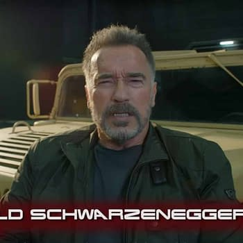 What We Just Learned About Terminator 6 from Arnold Schwarzenegger