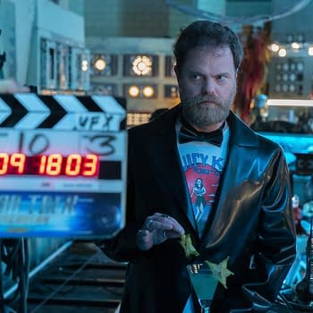Star Trek: Discovery &#8211 Rainn Wilson Offers Major Clue About Red Angel Identity [ECCC 2019]