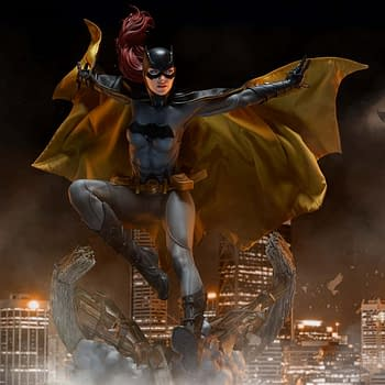 Batgirl Gets Her Own Sideshow Collectibles Premium Format Figure