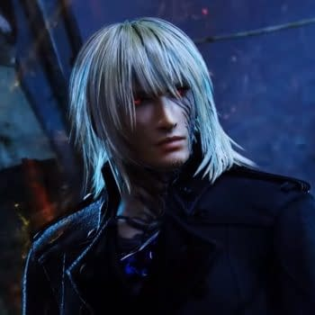 Final Fantasy XIII's Snow Joins Dissidia Final Fantasy NT's Roster