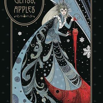Colleen Doran Adapts Neil Gaimans Snow Glass Apples for Dark Horse