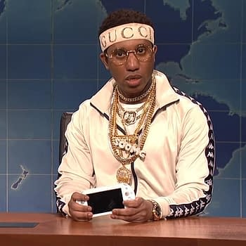SNL Takes Shots at Soulja Boy For His Gaming Fiasco