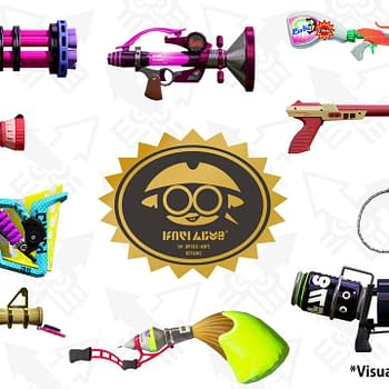 Splatoon 2 Will Be Getting Classic Weapons Added Again