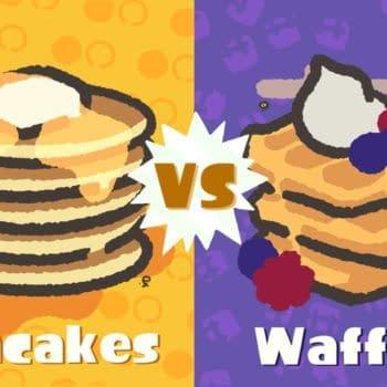 The Next Splatoon 2 Splatfest Delves Into Your Favorite Breakfast Stacker