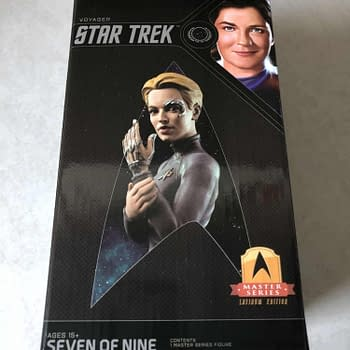 Review: Star Trek Mission Crate #3 — Voyager Edition