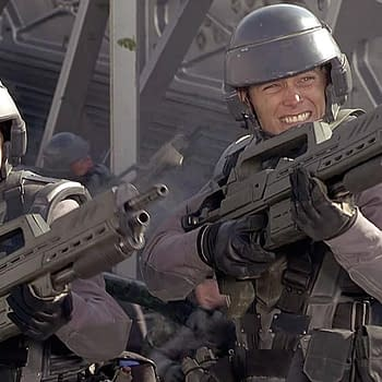 Starship Troopers Reboot TV Series: Would You Like to Know More