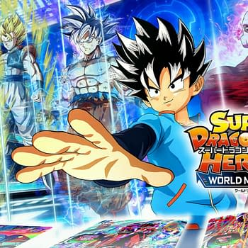 Super Dragon Ball Heroes World Mission Receives Fifth Update
