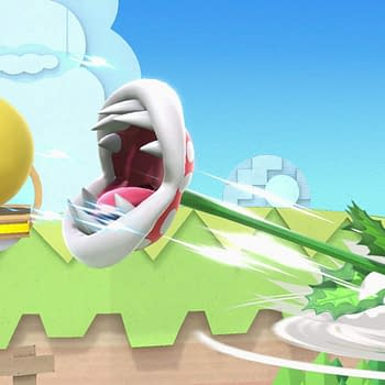 You Have Until Sunday To Get The Super Smash Bros. Ultimate Piranha Plant