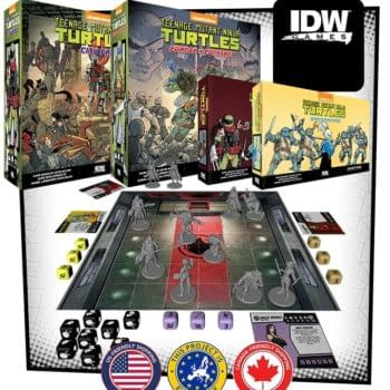 Tabletop Games Booming on Kickstarter, But is That a Good Thing?