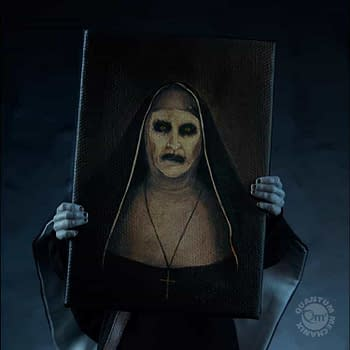 The Nuns Valak 1/6th Scale Figure Up For Order Now