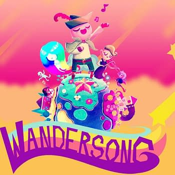 Wandersong Receives a Release on PS4 for Jaunary 2019
