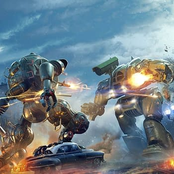 World of Tanks: Mercenaries Just Upgraded Thier Arsenal With Mechs