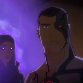 'Young Justice: Outsiders' Review –