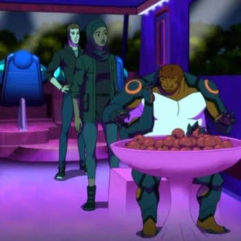 """'Young Justice: Outsiders' s3e6 """"Rescue Op"""": No One Listens to Dick [SPOILER RECAP]"""