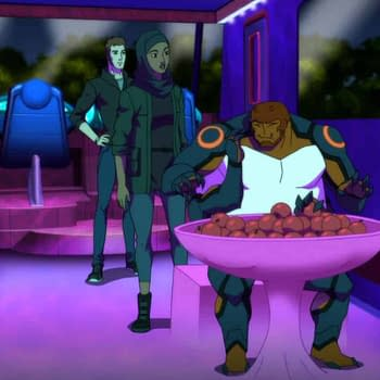Young Justice: Outsiders s3e6 Rescue Op: No One Listens to Dick [SPOILER RECAP]