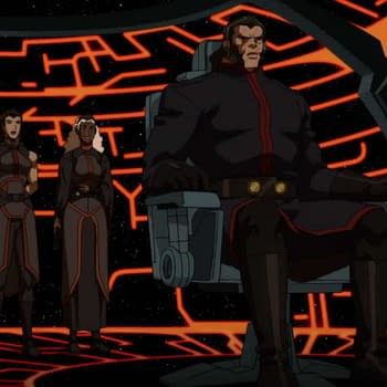 Young Justice: Outsiders Season 3 Evolution Recap: A Savage History [SPOILERS]