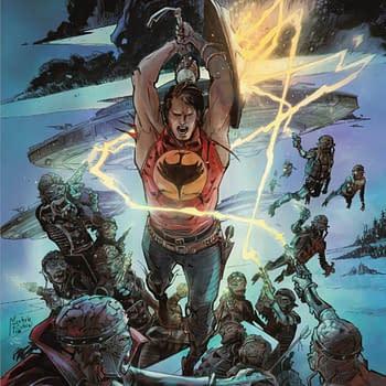 Zagor The Alien Saga &#8211 Free Comic Book Day 2019 Preview