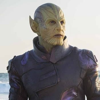 Captain Marvel Skrulls by Way of Snoop Dogg: Ben Mendelsohn Explains