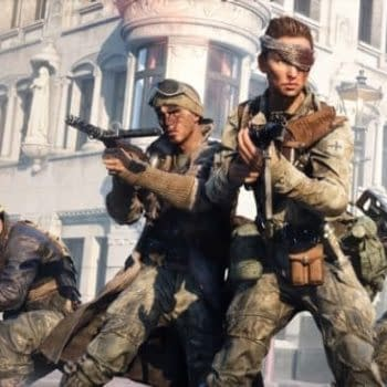 Battlefield V's Combined Arms Mode Goes Live Tomorrow
