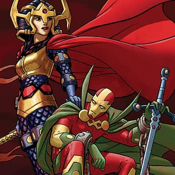 Tom King Co-Writing New Gods Film With Ava DuVernay for Warner Bros. Pictures